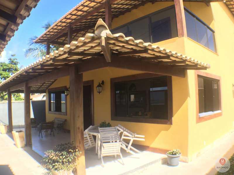 3 - Fachada - CASA À VENDA EM ARARUAMA - IGUABINHA - CI-0207 - 4