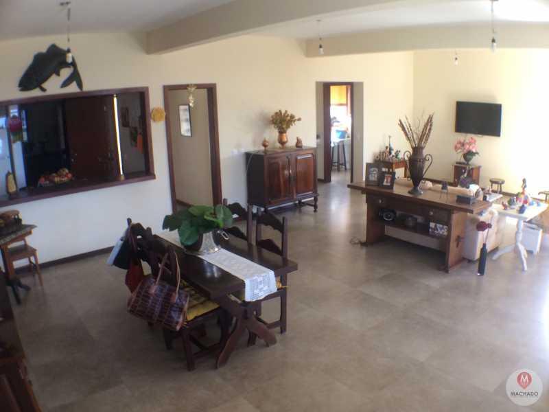 6 - Sala Jantar - CASA À VENDA EM ARARUAMA - IGUABINHA - CI-0207 - 7