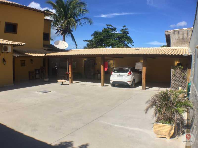11 - Garagem - CASA À VENDA EM ARARUAMA - IGUABINHA - CI-0207 - 12