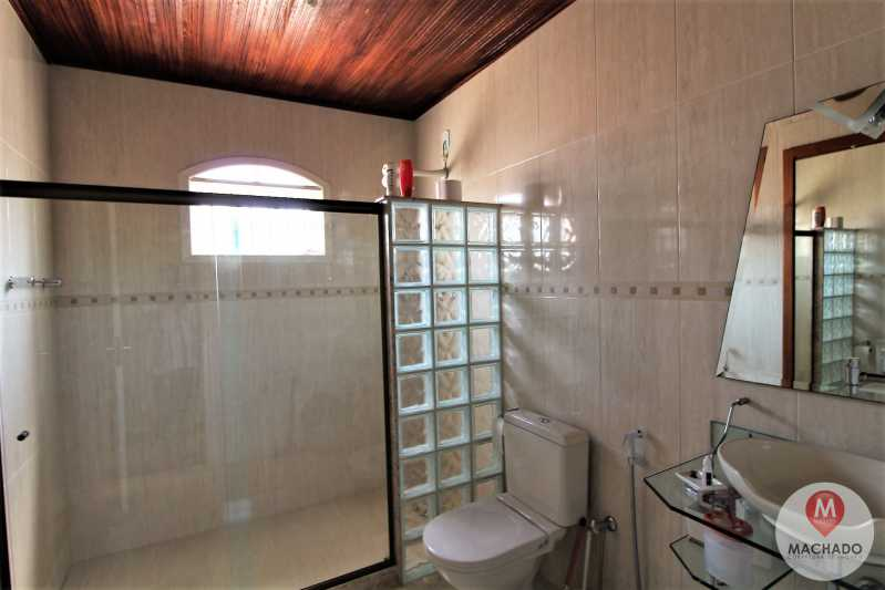 11 - Banheiro - CASA À VENDA EM ARARUAMA - IGUABINHA - CI-0009 - 12