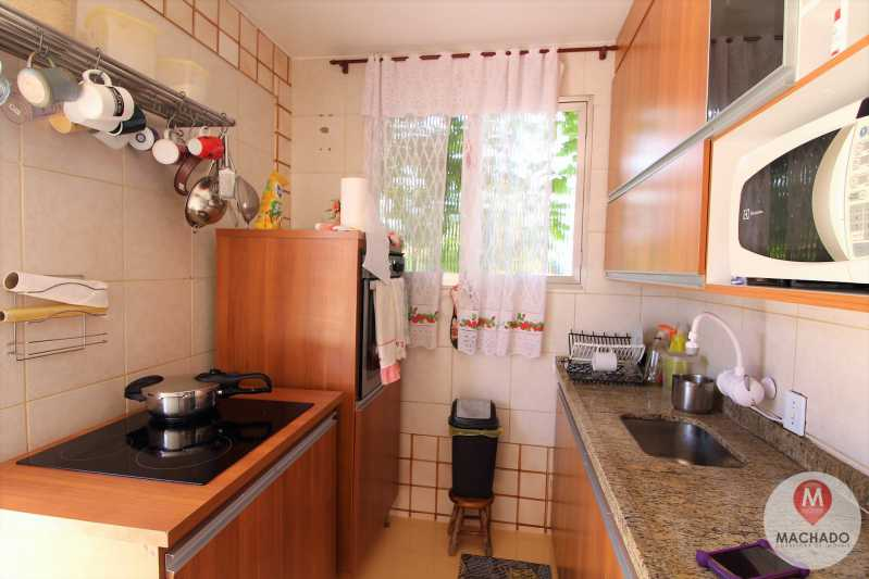 12 - Cozinha - CASA À VENDA EM ARARUAMA - IGUABINHA - CI-0009 - 13