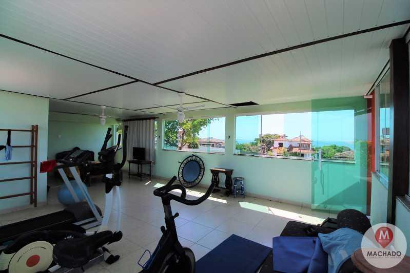 14 - Salão - CASA À VENDA EM ARARUAMA - IGUABINHA - CI-0009 - 15