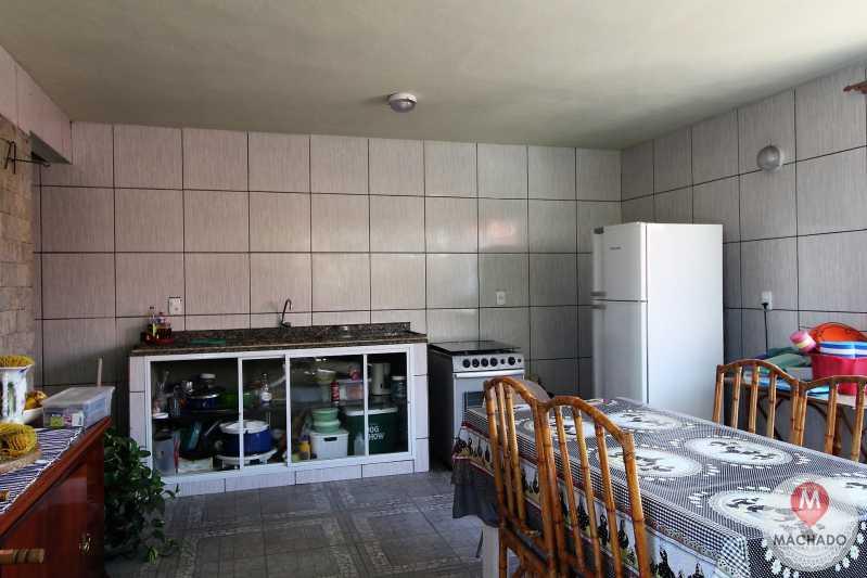 16 - Cozinha Externa - CASA À VENDA EM ARARUAMA - IGUABINHA - CI-0009 - 17