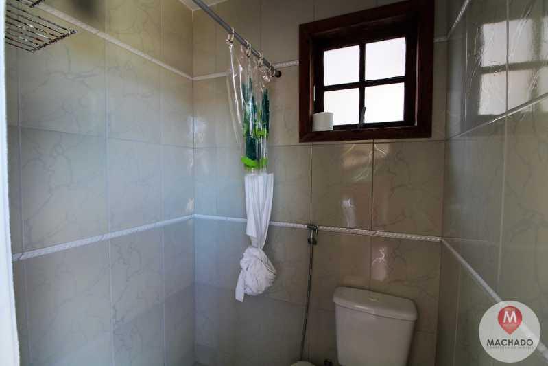 17 - Banheiro Auxiliar - CASA À VENDA EM ARARUAMA - IGUABINHA - CI-0009 - 18