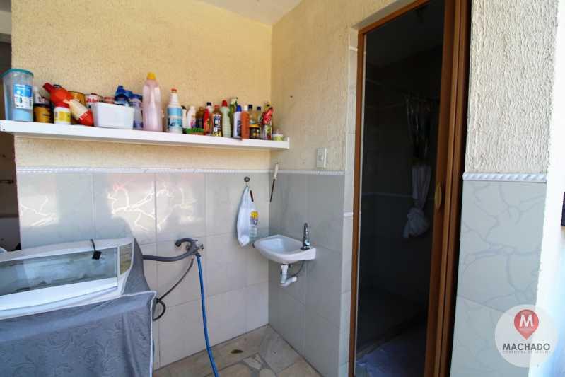19 - Área de Serviço - CASA À VENDA EM ARARUAMA - IGUABINHA - CI-0009 - 20