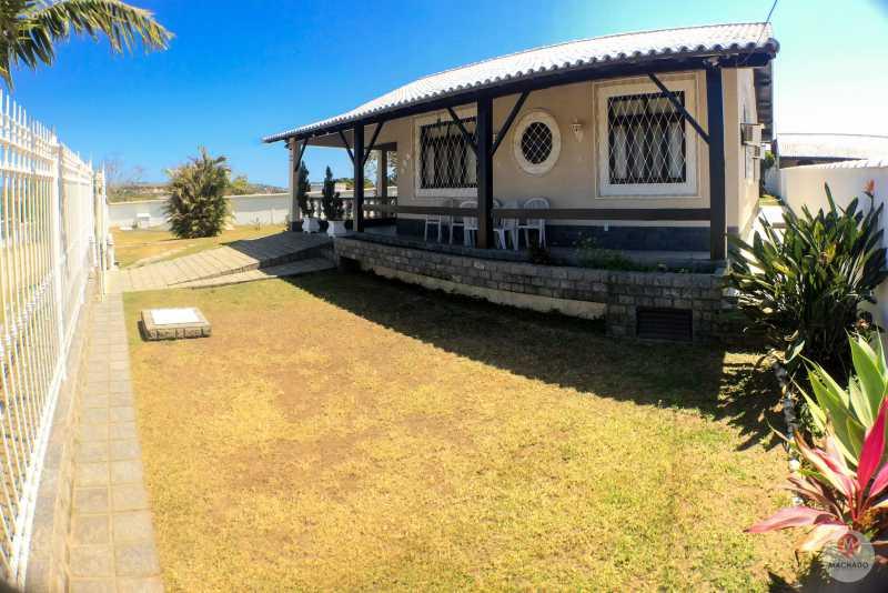 2 - Fachada - CASA À VENDA EM ARARUAMA - IGUABINHA - CI-0225 - 3