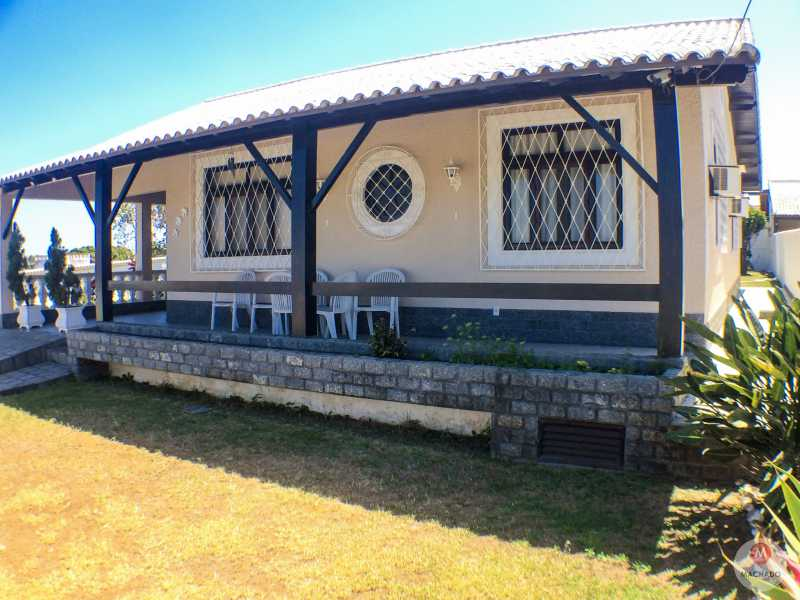 4 - Fachada - CASA À VENDA EM ARARUAMA - IGUABINHA - CI-0225 - 5