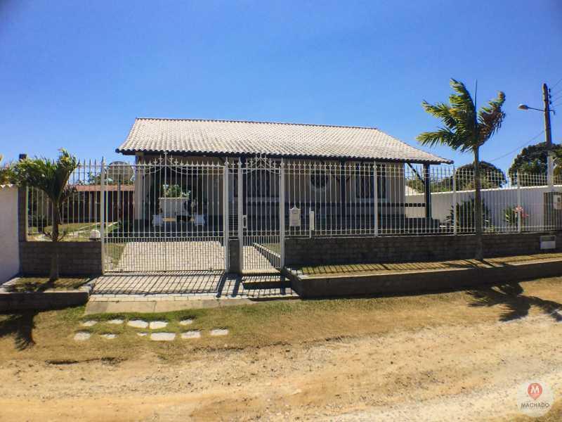 5 - Fachada - CASA À VENDA EM ARARUAMA - IGUABINHA - CI-0225 - 6