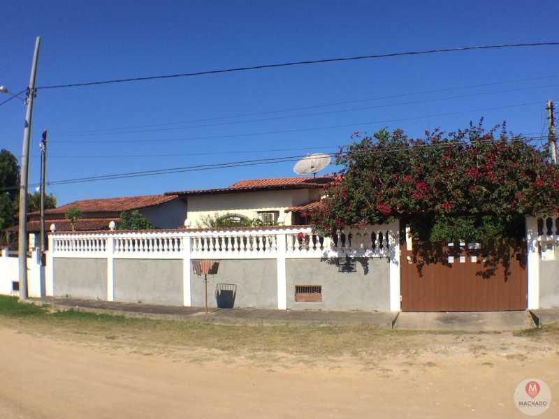 2 - Fachada - CASA À VENDA EM ARARUAMA - IGUABINHA - CI-0230 - 3