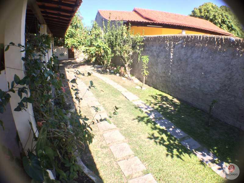 4 - Jardim - CASA À VENDA EM ARARUAMA - IGUABINHA - CI-0230 - 5