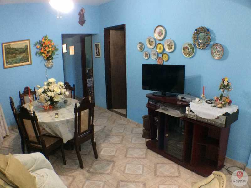 8 - Sala - CASA À VENDA EM ARARUAMA - IGUABINHA - CI-0230 - 9