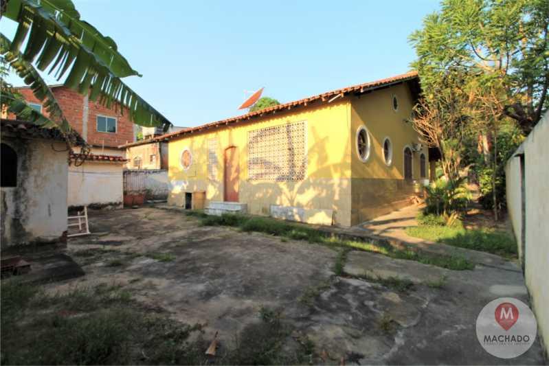 quintal fundos - CASA À VENDA EM ARARUAMA - IGUABINHA - CI-0265 - 18