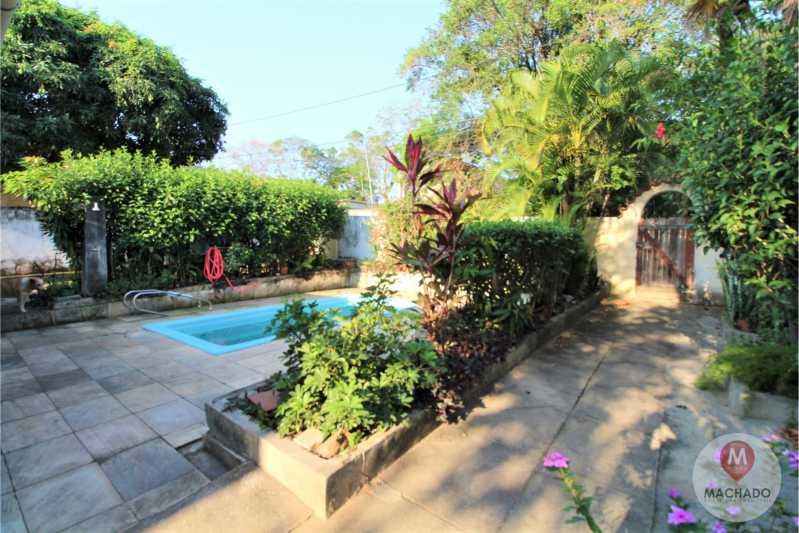 jardim frente - CASA À VENDA EM ARARUAMA - IGUABINHA - CI-0265 - 20