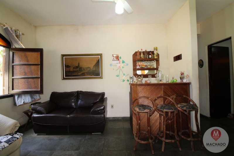 SALA - CASA À VENDA EM ARARUAMA - IGUABINHA - CI-0265 - 6