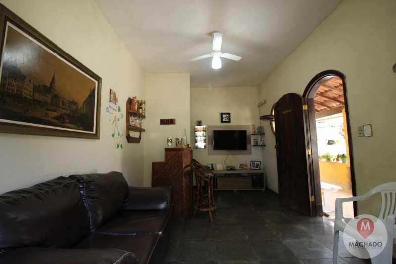 SALA - CASA À VENDA EM ARARUAMA - IGUABINHA - CI-0265 - 7