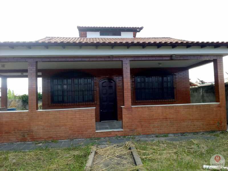 1 - Fachada - CASA À VENDA EM ARARUAMA - IGUABINHA - CI-0275 - 1