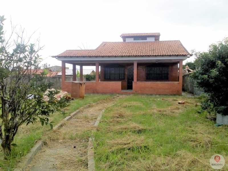 2 - Fachada - CASA À VENDA EM ARARUAMA - IGUABINHA - CI-0275 - 3