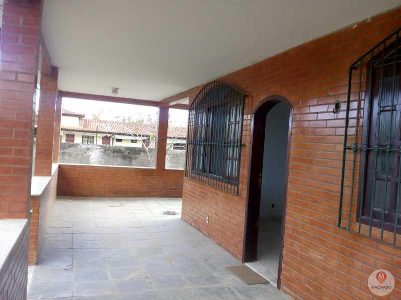 3 - Fachada - CASA À VENDA EM ARARUAMA - IGUABINHA - CI-0275 - 4