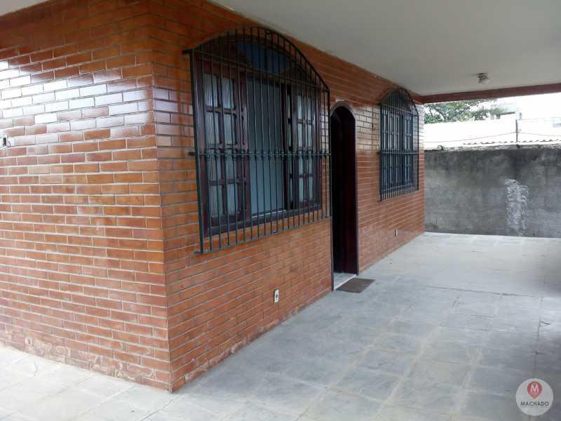 4 - Fachada - CASA À VENDA EM ARARUAMA - IGUABINHA - CI-0275 - 5