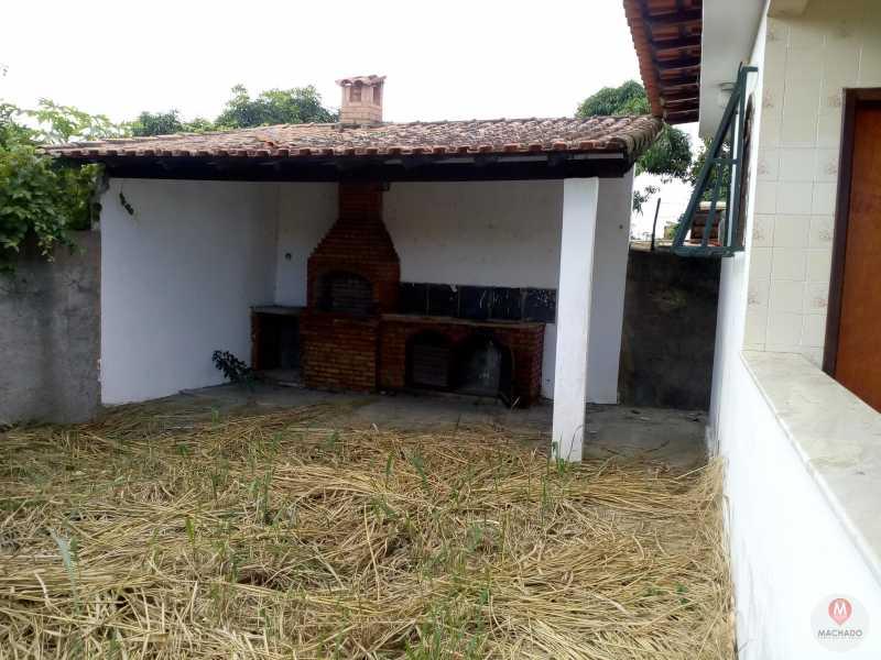 7 - Churrasqueira - CASA À VENDA EM ARARUAMA - IGUABINHA - CI-0275 - 8