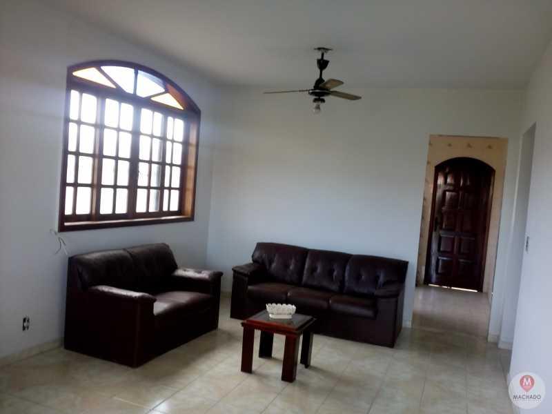 8 - Sala - CASA À VENDA EM ARARUAMA - IGUABINHA - CI-0275 - 9