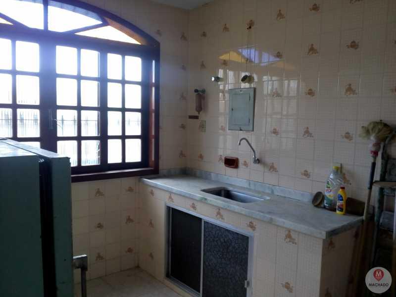 15 - Cozinha - CASA À VENDA EM ARARUAMA - IGUABINHA - CI-0275 - 16