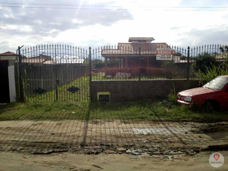 18 - Frente - CASA À VENDA EM ARARUAMA - IGUABINHA - CI-0275 - 19