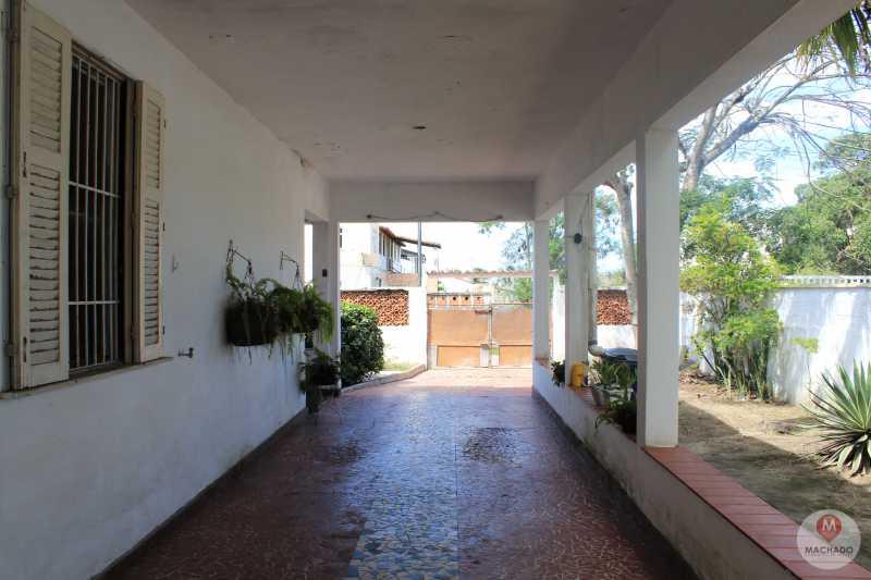 3 - Varanda - CASA À VENDA EM ARARUAMA - IGUABINHA - CI-0285 - 4