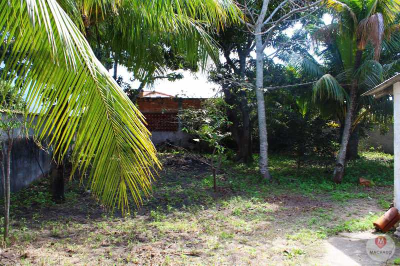 17 - Quintal/ Jardim - CASA À VENDA EM ARARUAMA - IGUABINHA - CI-0285 - 18