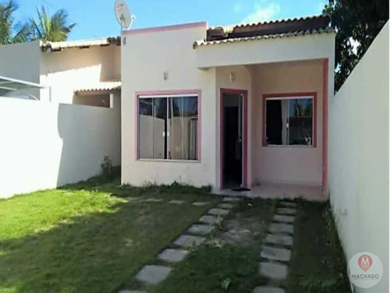 1 - Fachada - CASA À VENDA EM ARARUAMA - IGUABINHA - CI-0293 - 1