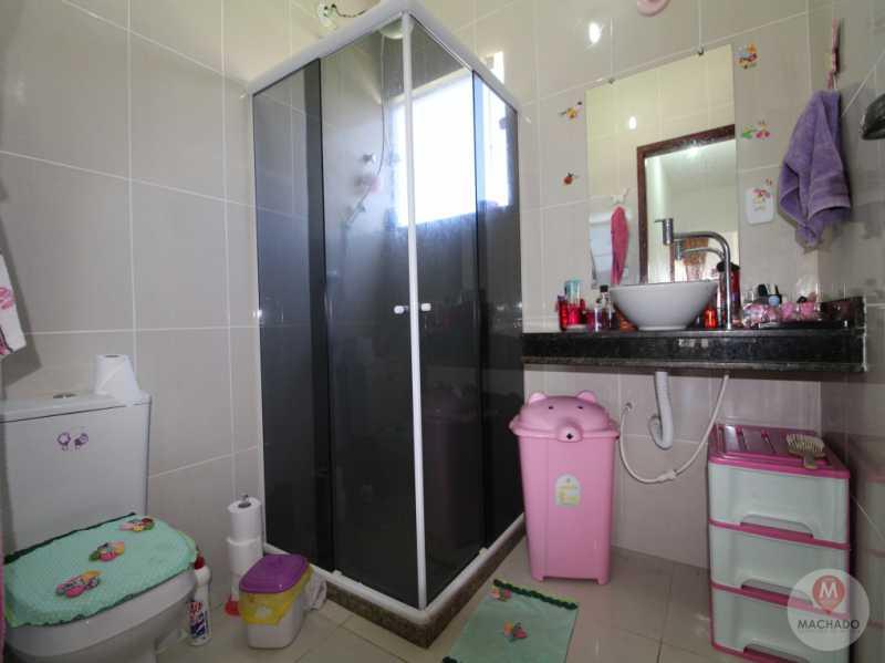 11 - Banheiro - CASA À VENDA EM ARARUAMA - IGUABINHA - CI-0293 - 12