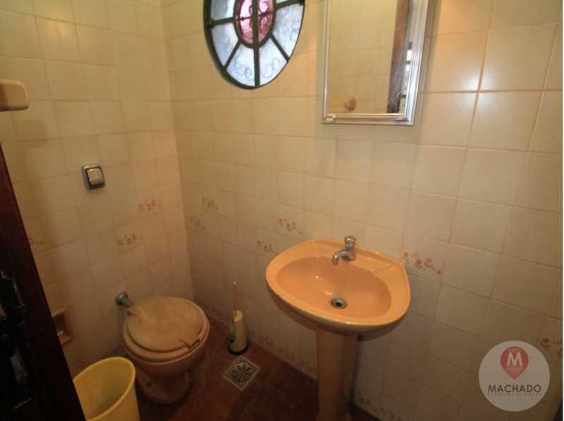 11 - Banheiro - CASA À VENDA EM ARARUAMA - IGUABINHA - CI-0289 - 12