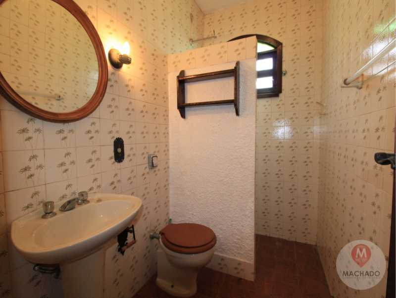 12 - Banheiro - CASA À VENDA EM ARARUAMA - IGUABINHA - CI-0289 - 13