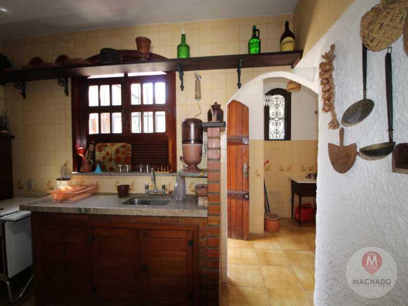 14 - Cozinha - CASA À VENDA EM ARARUAMA - IGUABINHA - CI-0289 - 15