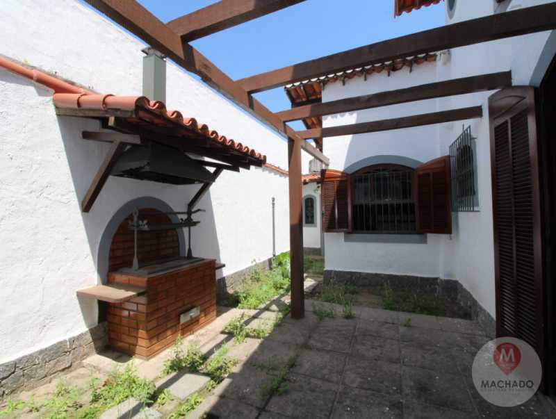 19 - Quintal - CASA À VENDA EM ARARUAMA - IGUABINHA - CI-0289 - 20