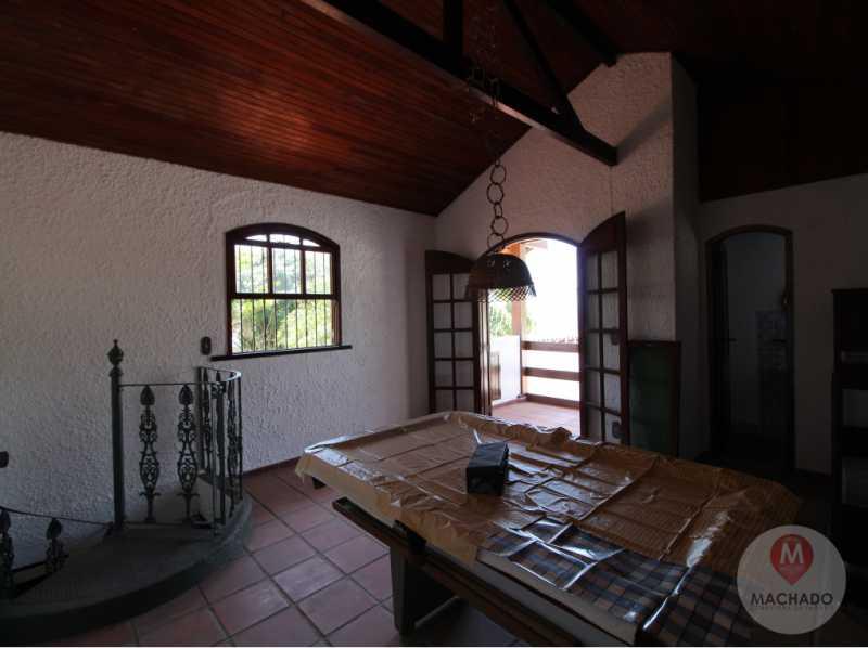 15 - Salão - CASA À VENDA EM ARARUAMA - IGUABINHA - CI-0289 - 16