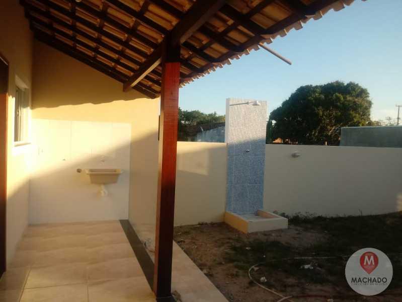 4 - Varanda - CASA À VENDA EM ARARUAMA - PARATY - CI-0304 - 5
