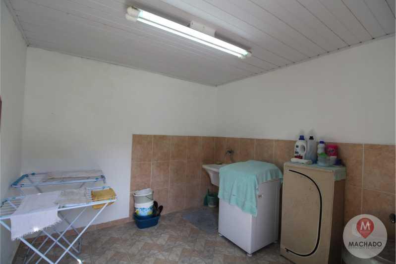 LAVANDERIA - CASA À VENDA EM ARARUAMA - SÃO VICENTE - CI-0035 - 16