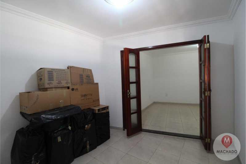 SALA E QUARTO - CASA À VENDA EM ARARUAMA - SÃO VICENTE - CI-0035 - 10