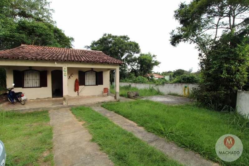 1 - Fachada - CASA À VENDA EM ARARUAMA - IGUABINHA - CI-0307 - 1