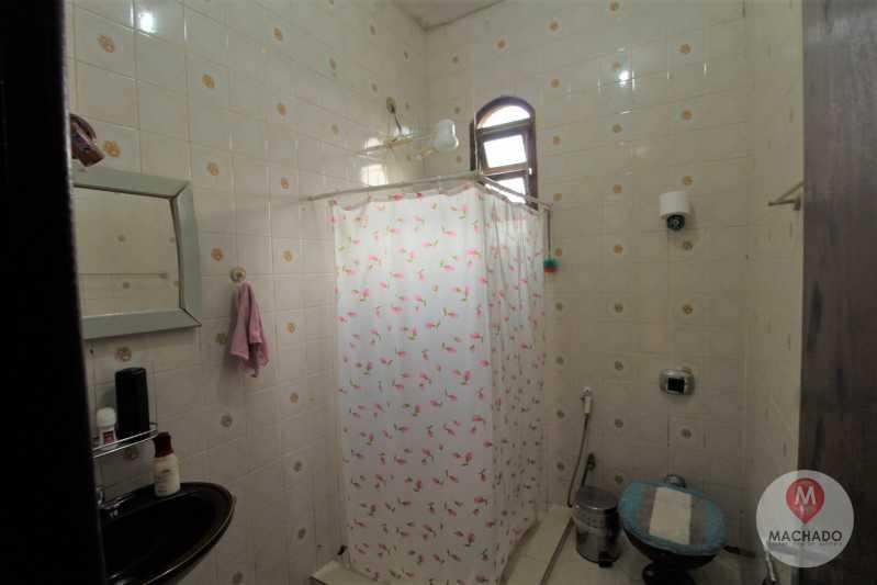 9 - Banheiro - CASA À VENDA EM ARARUAMA - IGUABINHA - CI-0307 - 10