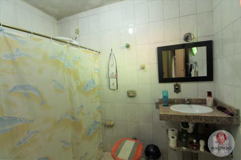 11 - Banheiro - CASA À VENDA EM ARARUAMA - IGUABINHA - CI-0307 - 12