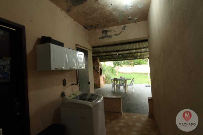 13 - Área de Serviço - CASA À VENDA EM ARARUAMA - IGUABINHA - CI-0307 - 14