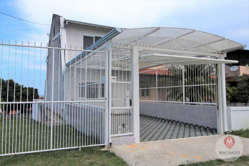 1 - Fachada - CASA À VENDA EM ARARUAMA - IGUABINHA - CI-0308 - 1