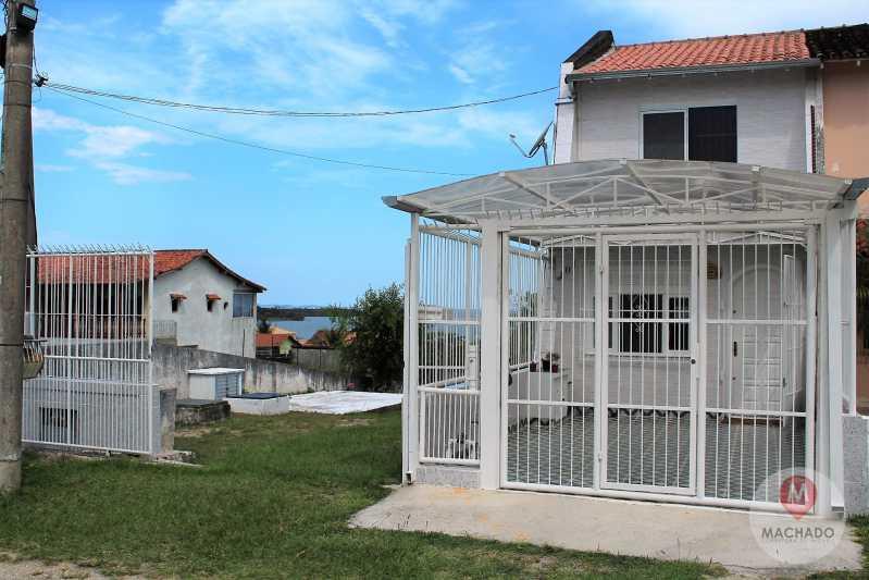 3 - Fachada - CASA À VENDA EM ARARUAMA - IGUABINHA - CI-0308 - 4