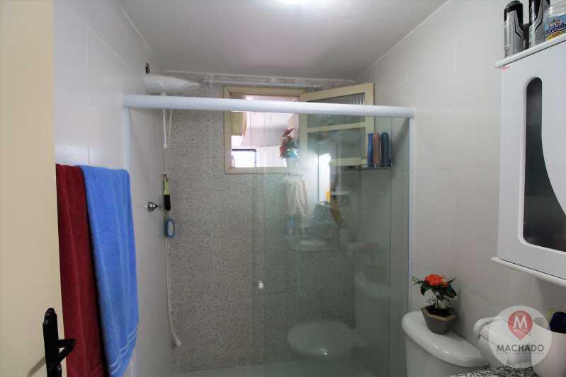 6 - Banheiro Social - CASA À VENDA EM ARARUAMA - IGUABINHA - CI-0308 - 8