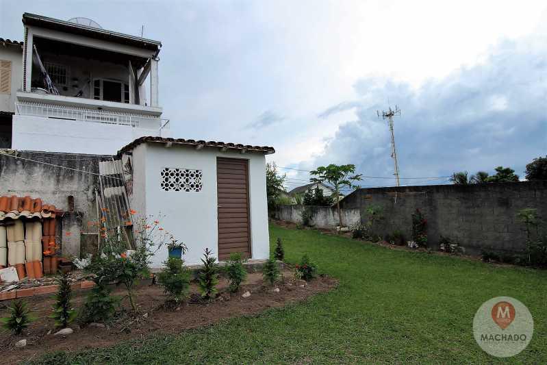 18 - Quintal - CASA À VENDA EM ARARUAMA - IGUABINHA - CI-0308 - 19
