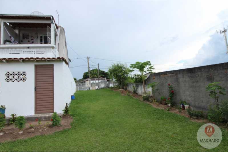19 - Quintal - CASA À VENDA EM ARARUAMA - IGUABINHA - CI-0308 - 20