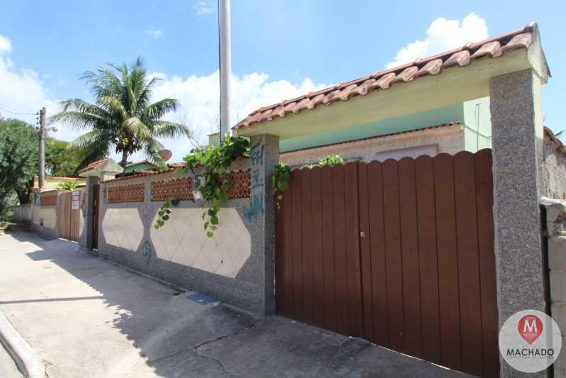 2 - Fachada - CASA À VENDA EM ARARUAMA - IGUABINHA - CI-0310 - 3