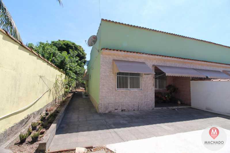 4 - Fachada - CASA À VENDA EM ARARUAMA - IGUABINHA - CI-0310 - 5